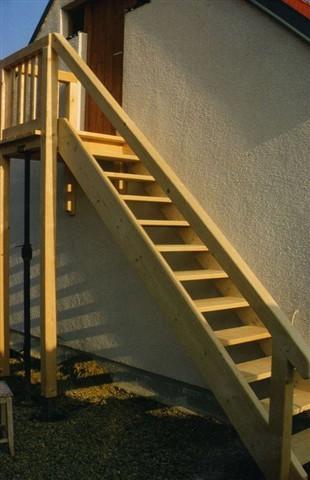 zimmermeister hubert dufner treppen balkone terassend cher. Black Bedroom Furniture Sets. Home Design Ideas